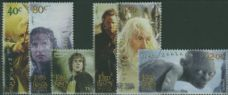 NZ SG2652-7 Lord of the Rings: The Return of the King set of 6